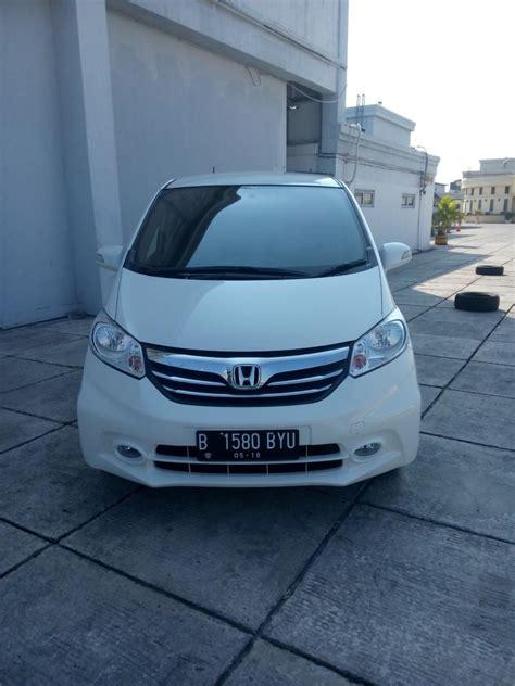 Jual Honda Freed 1 5 Psd 2012 honda freed 1 5 psd matic 2014 putih km 30 rban