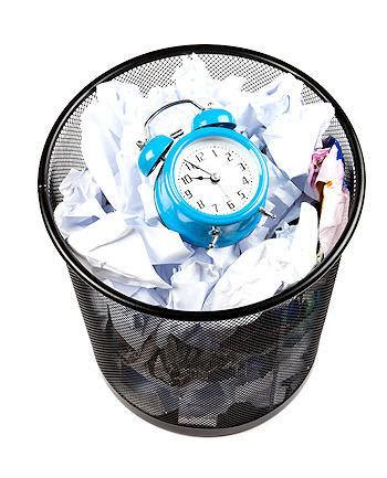 Time Wasters by Get Rid Of Time Wasting Habits