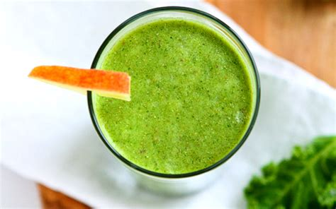 Detox Green Smoothie Kale by 10 Detox Smoothie Recipes For A Fast Weight Loss Cleanse
