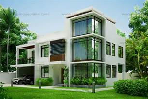 modern house design pinoy eplans designs new home trends for the designers