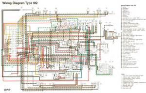 porsche 356 sc wiring diagram 356 porsche free wiring diagrams