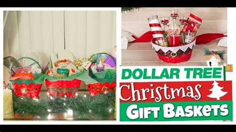 christmas gifts starting with r diy dollar tree gift baskets budget gift ideas vlogmas day 16