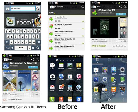 telecharger themes galaxy young how to change the theme on samsung galaxy y sl4tech