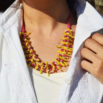 red awn shop multi strand red bead necklace on wanelo
