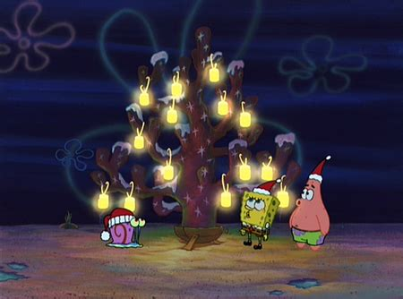 spongebob christmas tree quotes dec 17 the spongebob squarepants special a