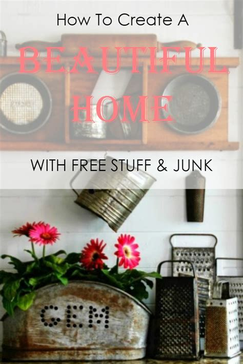 holiday shopping guide farmhouse style knick of time how to decorate with free home decor made from repurposed