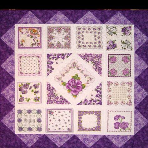 quilt pattern vintage 47 best images about hankie quilts vintage linens on