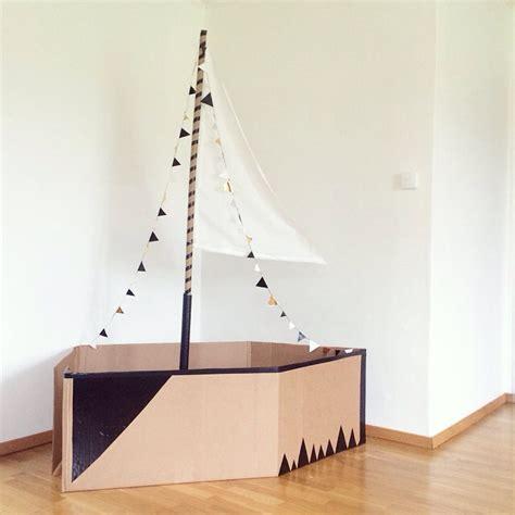 imagenes de barcos con cajas de carton barco caja cart 243 n dibujos de carabelas 12 de octubre