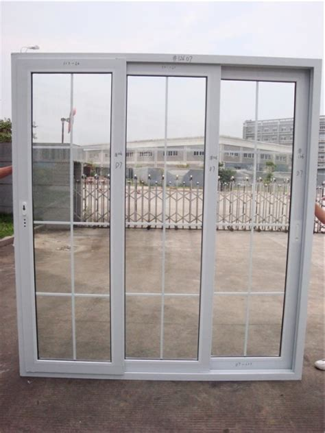 Upvc Patio Door Security Upvc Sliding Doors Manufacturer In China China Ropo