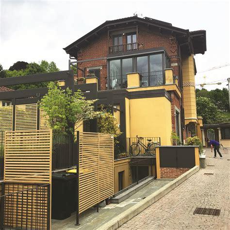 Studio Casa Privato by Cortile Privato Casa Studio Open House Torino