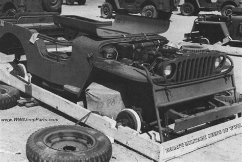 jeep crate jeep in a crate aus dem 2ten weltkrieg fotos