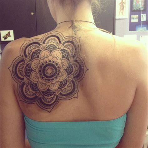 mandala shoulder tattoo 90 immensely and positive lotus mandala tattoos to
