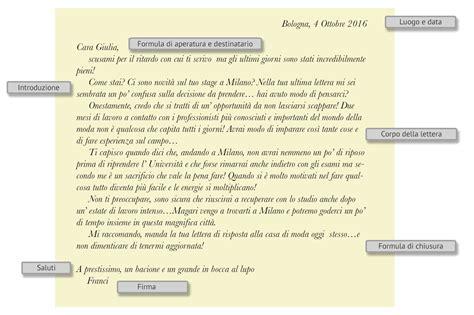 esempi di lettere informali 14 1 strategie di scrittura 14 1 1 lettera personale