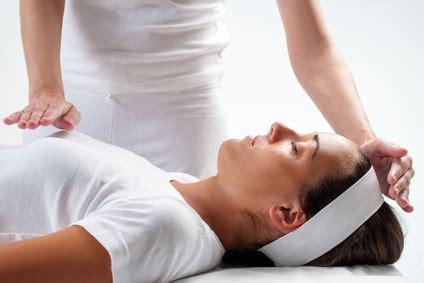 reiki massage procedure