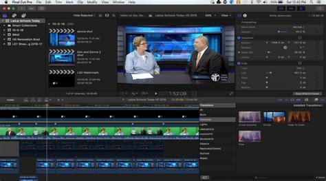 adobe premiere pro vs imovie final cut pro x versus adobe premiere the video editing