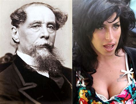 The Z Winehouse Connection by The Charles Dickens Winehouse Connection Who2