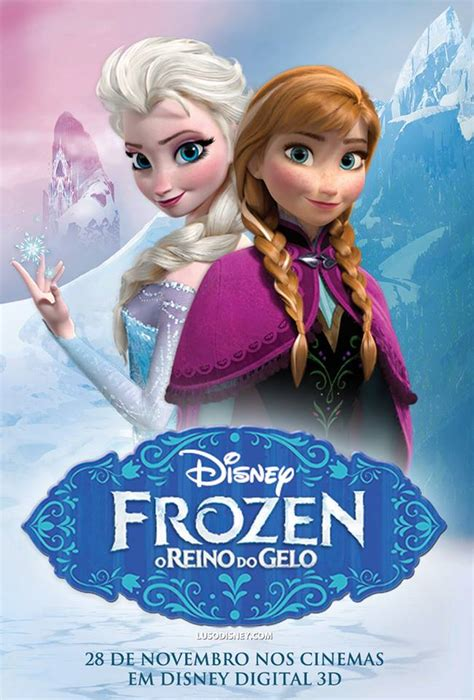 frozen french poster elsa and anna photo 35932156 fanpop frozen portuguese poster fan made frozen photo