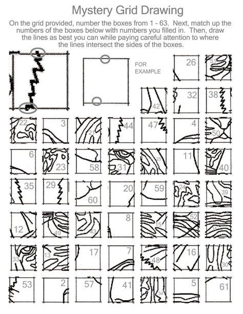 Best 25 Drawing Grid Ideas On Pinterest Drawing Projects Color Theory For Designers And 7th Drawing Activity Sheets