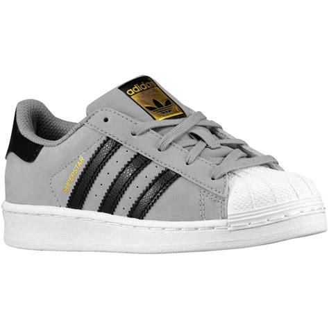 Free Ongkir Adidas Superstar 6 adidas superstar grey black trainers c77399 ebay