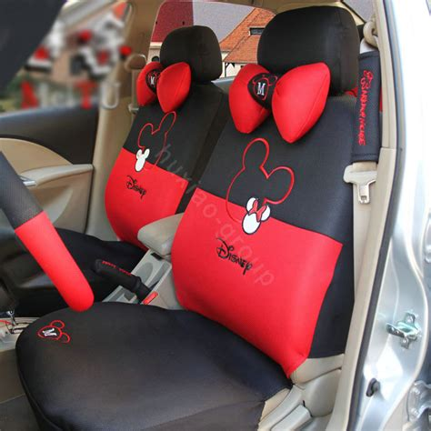 mickey mouse car seat covers buy wholesale disney mickey mouse universal auto car