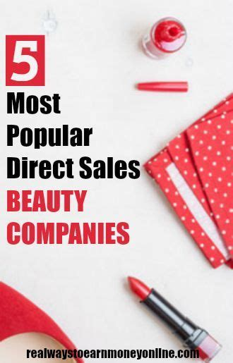 Most Desired Companies To Work For Mba by 5 Of The Most Popular Direct Sales Companies