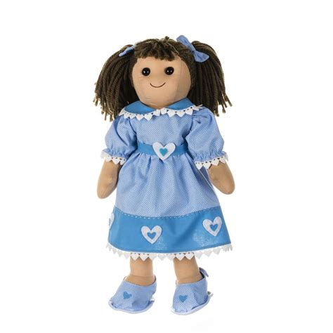 my doll my doll bambola celeste h 42cm gioconaturalmente ama srl