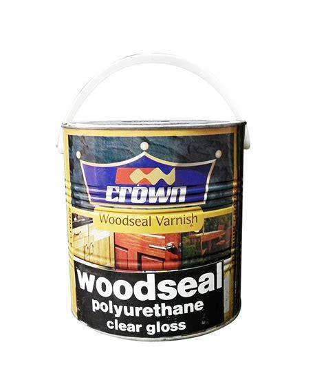 Clear Paint Pu X2 Clear crown polyurethane clear varnish crown paints kenya plc