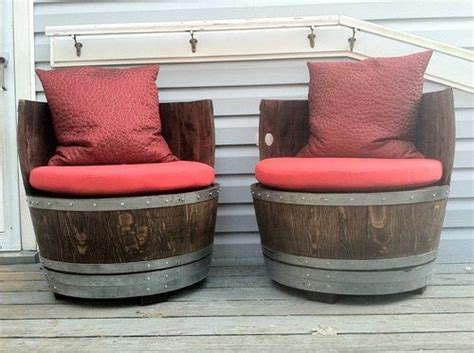 how to get wine out of couch round seat cushions barrels and wine barrels on pinterest