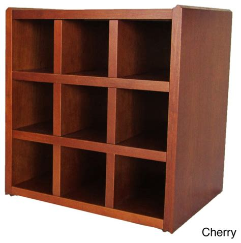 qd box wooden wine rack contemporary wine racks by overstock com