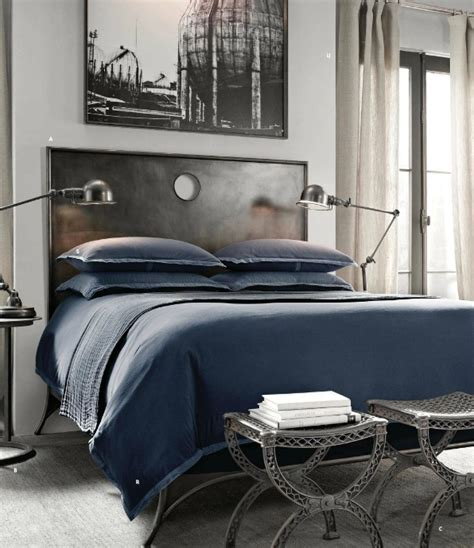 french industrial bedroom 254 best restoration hardware happiness images on