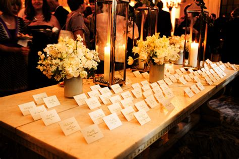 wedding place card table decorations waffa s a place card table is basically where you