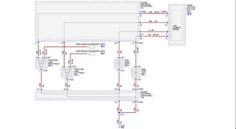 tail light wiring diagram the mustang source ford
