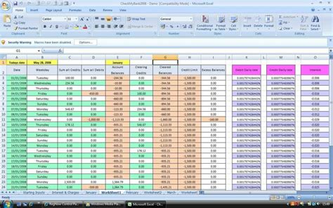 Microsoft Excel Spreadsheet Tutorial by Microsoft Excel Sle Spreadsheets Spreadsheet Templates