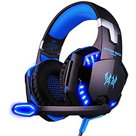 Headset Mic Gaming arkartech gaming headset microphone pc headphone gamer