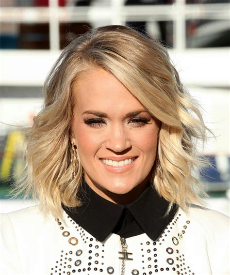 Hair Style Hair by Carrie Underwood Hairstyles In 2018