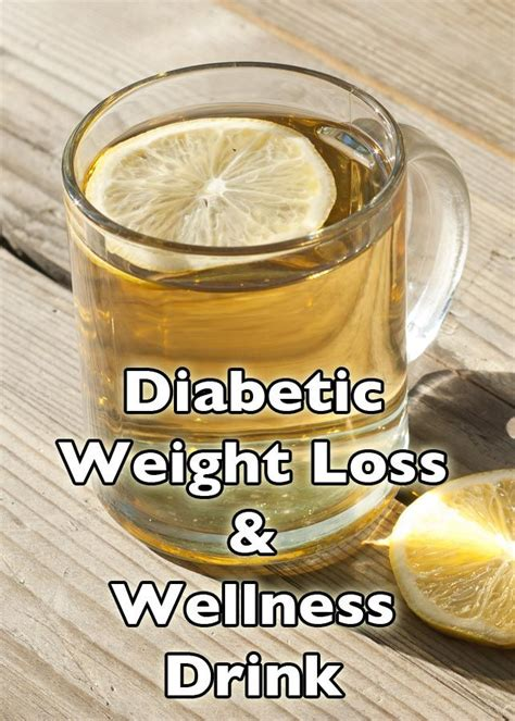 Diabetic Detox Drink by A Great Diabetic Weight Loss Drink That Also Helps Lower