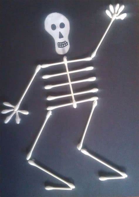 skeleton crafts 17 best ideas about skeleton craft on