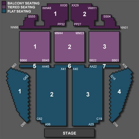 seating plan plymouth pavilions andre tickets for plymouth pavilions on tuesday