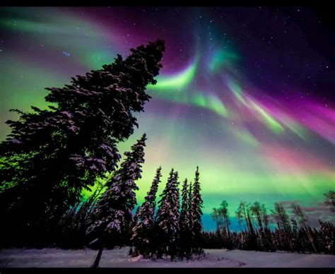 northern lights when and where best places to see the northern light travel