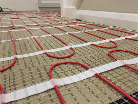 Electric Floor Mats by Devimat Heating Mats Gaia Climate Solutions