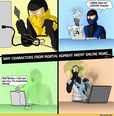 why comics from underground to everywhere books why characters from mortal kombat arent more