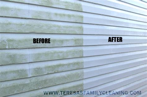 power wash house siding how to give your home a mean green pressure washed clean