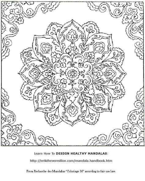 printable coloring pages of coloring pages free mandalas to print free mandala