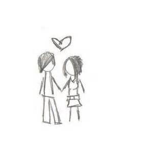 cute couple relationship drawings polyvore