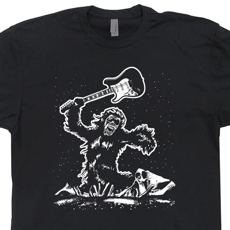 T Shirt Mad Hal 8iq3 electric guitar t shirt 2001 a space odyssey t shirt