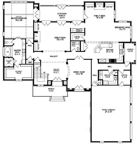 5 bed 3 5 bath 2 story house plan turn 18 x14 4 quot bedroom 4 bedroom 3 5 bath house plans photos and video