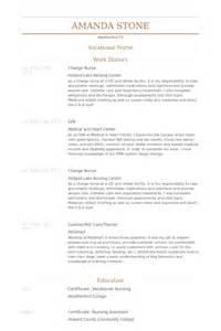 charge resume sle charge resume resume format pdf