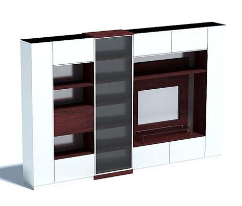 living room entertainment furniture living room entertainment system 3d model cgtrader com