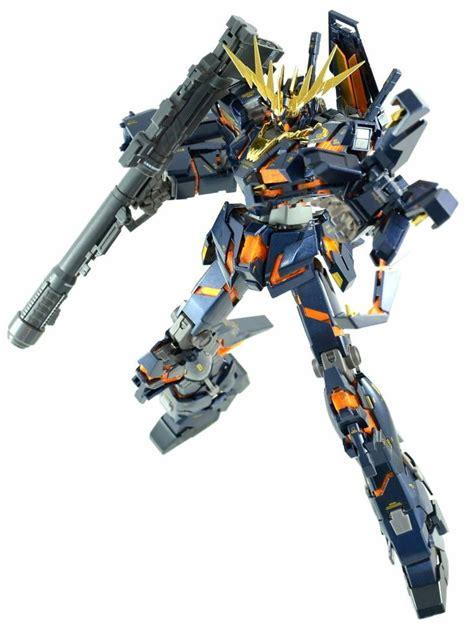 Pg Banshee By Parkz Toys Hobbies unicorn gundam 02 banshee destroy mode gundam