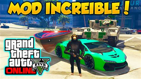 mod gta 5 tutorial gta 5 mod increible gameplay y tutorial de como instalarlo